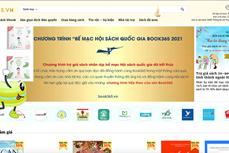 Hội sách trực tuyến quốc gia 2021: Đưa sách đi muôn nơi, tới mọi miền đất nước