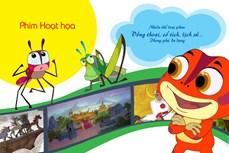 Chiếu phục vụ miễn phí 50 bộ phim hoạt hình tiêu biểu