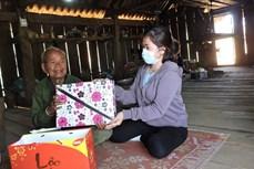 Bảo hiểm xã hội - Chỗ dựa an vui khi tuổi xế chiều của người già ở Kon Tum