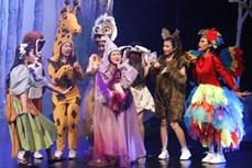 Sân khấu thiếu nhi lỗi hẹn vì dịch COVID-19