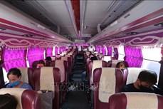 """Dịch COVID-19: Cài đặt miễn phí tính năng """"Cảnh báo không đeo khẩu trang"""" cho phương tiện vận tải hành khách"""