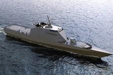 Nga chế tạo tàu tàng hình hoàn chỉnh đầu tiên