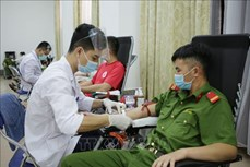 Hành trình Đỏ lần thứ IX tại Lai Châu: Hơn 2.300 tình nguyện viên tham gia hiến máu