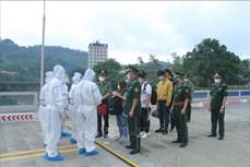 Huy động sức mạnh nhân dân khu vực biên giới trong phòng, chống dịch COVID-19 và xuất, nhập cảnh trái phép