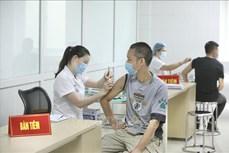 Tiêm vaccine - giải pháp căn cơ, mang tính chiến lược để thoát khỏi đại dịch COVID-19