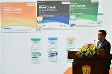 Đại diện Bộ Y tế khẳng định chỉ cấp phép khi vaccine có đầy đủ dữ liệu khoa học