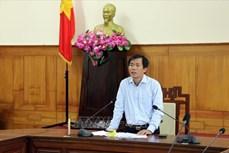 Ông Nguyễn Văn Phương được bầu làm Phó Bí thư tỉnh ủy Thừa Thiên - Huế
