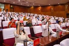 Bầu các chức danh chủ chốt của tỉnh Bà Rịa-Vũng Tàu