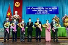 An Giang bầu các chức danh chủ chốt HĐND và UBND tỉnh