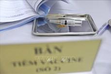 Hơn 900 tình nguyện viên tiêm thử nghiệm đợt 2 giai đoạn 3 vaccine Nano Covax