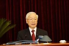 Toàn văn phát biểu của Tổng Bí thư Nguyễn Phú Trọng khai mạc Hội nghị lần thứ 3 Ban Chấp hành Trung ương Đảng khóa XIII