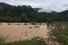 Lai Châu tìm thấy một thi thể công nhân thủy điện bị lũ cuốn trôi