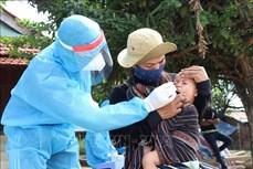 Vững lòng dân trong vùng tâm dịch Ea Trol ở Phú Yên