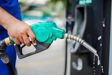 Giá xăng tăng hơn 850 đồng/lít