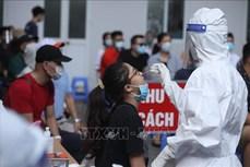 Hà Nội triển khai chiến dịch tiêm vaccine phòng COVID-19 diện rộng