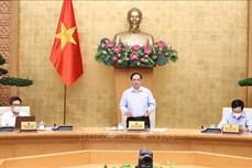 Thủ tướng Phạm Minh Chính: Thành lập ngay các trung tâm cứu trợ, đường dây nóng, tổ tình nguyện để hỗ trợ người dân mọi lúc, mọi nơi, mọi vấn đề