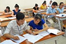 Kỳ thi tốt nghiệp THPT năm 2021: Bảo đảm quy trình chấm thi nghiêm túc đến khâu cuối