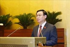 """Chủ tịch Quốc hội Vương Đình Huệ: Quyết tâm đổi mới, sáng tạo, đem """"hơi thở cuộc sống"""" vào nghị trường"""