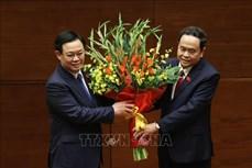 Ông Vương Đình Huệ trúng cử Chủ tịch Quốc hội khóa XV