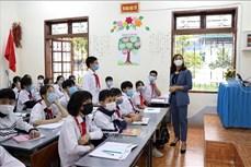 Bộ Giáo dục và Đào tạo thay đổi cách đánh giá đối với học sinh trung học