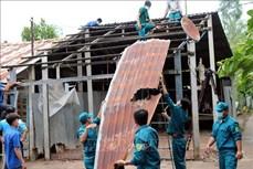 Sóc Trăng: Lực lượng vũ trang giúp đồng bào Khmer ổn định cuộc sống