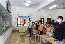 Thầy và trò vùng cao Hà Giang bước vào năm học 2021-2022