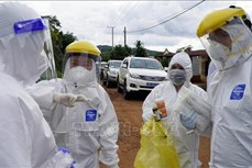 Đắk Nông áp dụng Chỉ thị 16/CT-TTg tại huyện Đắk R'lấp để ngăn lây lan dịch COVID-19