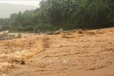 Kon Tum tập trung nguồn lực khắc phục ảnh hưởng của bão số 5