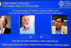 Nobel 2021: Giải thưởng Vật lý tôn vinh các nghiên cứu đột phá về các hệ thống phức tạp từ khí hậu, nguyên tử tới hành tinh