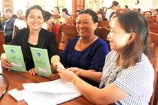 Phát triển người tham gia bảo hiểm xã hội tự nguyện ở Phú Yên