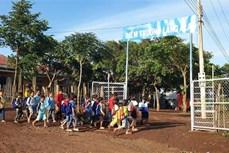 Gia Lai nỗ lực duy trì sĩ số, nâng cao chất lượng giáo dục vùng sâu, vùng xa