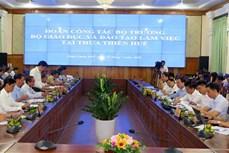Kỳ thi tốt nghiệp THPT năm 2020: Thừa Thiên - Huế đảm bảo kỳ thi an toàn và chất lượng