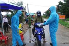 Thêm một huyện ở Kon Tum xuất hiện ca bạch hầu