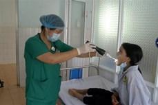 Xã biên giới Ia O (Gia Lai) khống chế, ngăn chặn dịch bạch hầu lây lan