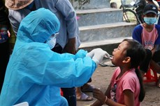 Nỗ lực khống chế và đẩy lùi bệnh bạch hầu tại Đắk Lắk