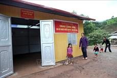 Niềm vui có nhà mới của người dân biên giới Nậm Pồ