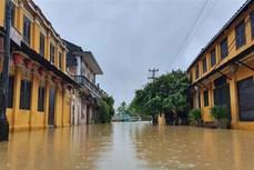 Mưa lũ kéo dài gây thiệt hại nhiều tài sản của người dân ở Quảng Nam