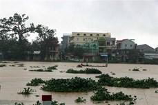 Thừa Thiên - Huế điều tiết hồ thủy điện Bình Điền và hồ Tả Trạch để ứng phó với mưa lũ kéo dài