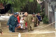 """Bộ trưởng Nguyên Xuân Cường: Không để người dân rơi vào tình cảnh """"màn trời chiếu đất"""" trong lũ bão"""