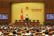 Kỳ họp thứ 10, Quốc hội khóa XIV: Đánh giá toàn diện kết quả triển khai các yêu cầu của Quốc hội từ đầu nhiệm kỳ tới nay