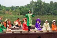 Trình diễn Đờn ca tài tử và thưởng thức hương vị miền Tây tại Làng Văn hóa - Du lịch các dân tộc Việt Nam