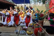 Tái hiện Lễ hội Katê của đồng bào dân tộc Chăm
