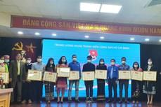 Gặp mặt các thanh niên tiêu biểu tham dự Đại hội đại biểu toàn quốc các dân tộc thiểu số Việt Nam lần thứ II