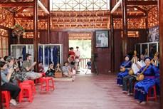 Bắc Giang quan tâm bảo tồn, phát huy các di sản văn hóa