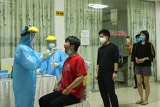 Chiều 27/2, thêm 6 ca mắc COVID-19 tại Hải Dương, 182 bệnh nhân âm tính với SARS-CoV-2