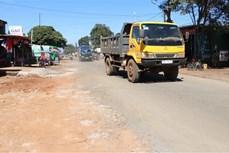 Hàng trăm hộ dân ở Gia Lai bức xúc vì đường không có hệ thống thoát nước