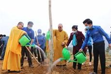 Tỉnh đoàn Lai Châu khởi động Tháng Thanh niên và hưởng ứng Tết trồng cây Xuân Tân Sửu 2021
