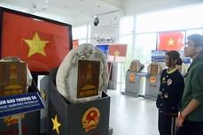 """Giới thiệu không gian """"Biển đảo quê hương"""" tại Làng Văn hóa – Du lịch các dân tộc Việt Nam"""