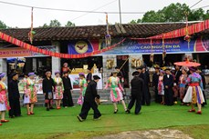 """Các hoạt động tháng 4 với chủ đề """"Việt Nam với những sắc màu dân tộc"""" tại Làng Văn hóa – Du lịch các dân tộc Việt Nam"""