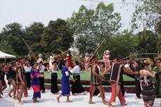 """Tổ chức """"Ngày Văn hóa các dân tộc Việt Nam"""" năm 2021 tại Làng Văn hóa - Du lịch các dân tộc Việt Nam"""